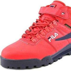 FILA F-13 Weather Tech Red Boot 1sh40118-422 Navy